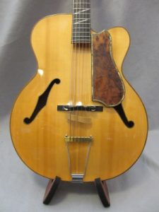 used-archtop